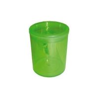 Точилка EISEN пластик с контейнером прозрачная 412.01.998